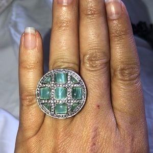 Beautiful statement ring